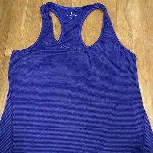 Athleta purple basic tank